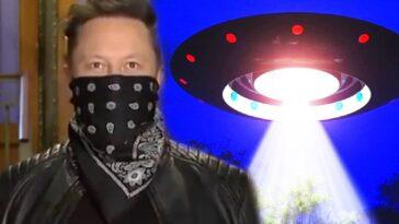 Elon Musk Provoque La Panique Des Ovnis Avant Les Débuts