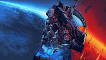 Énorme mise à jour 1.02 Mass Effect Legendary Edition de 11 Go disponible au téléchargement maintenant