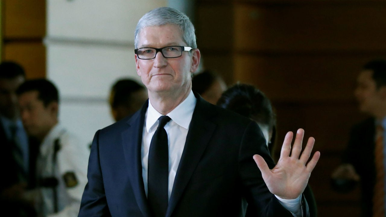 Essai Apple Vs Epic: Le Pdg D'apple, Tim Cook, Témoignera