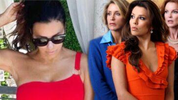Eva Longoria Rend Hommage Aux Femmes Au Foyer Désespérées En