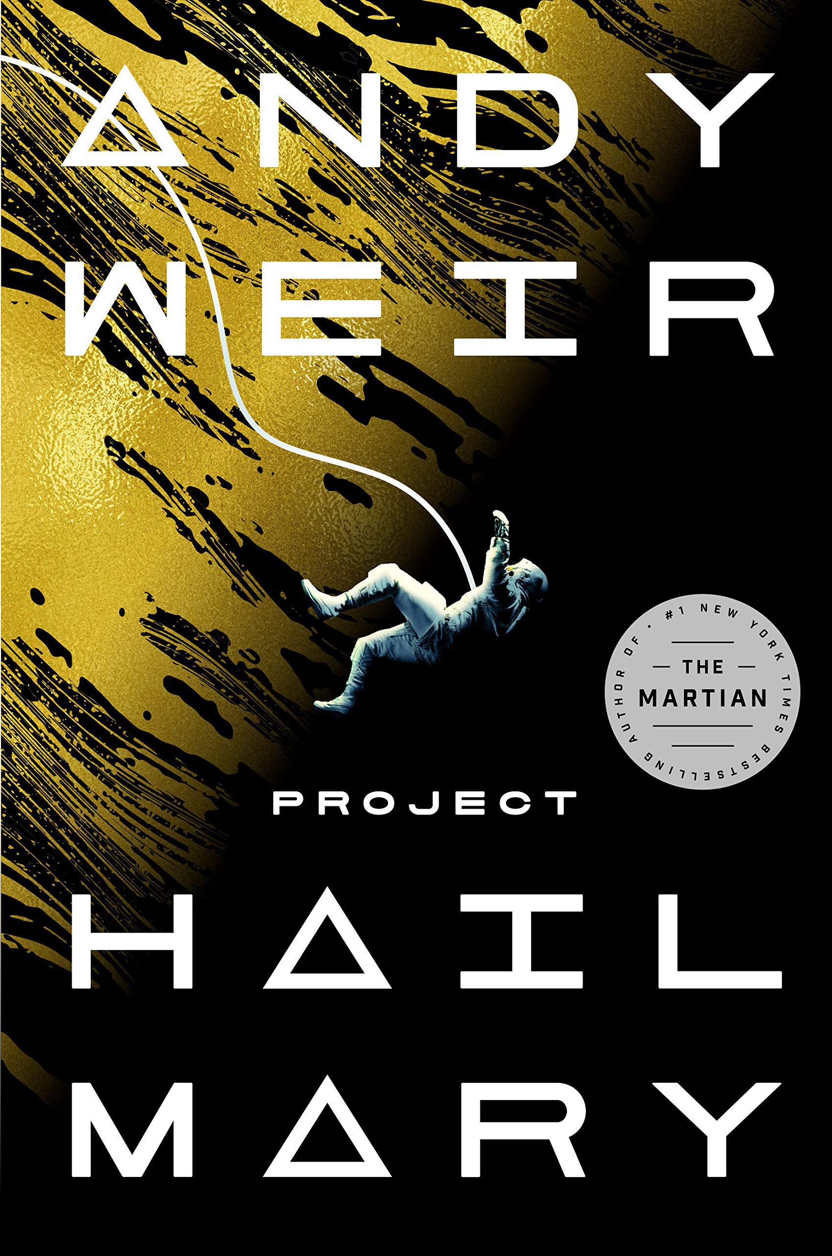 L'auteur à succès Andy Weir envoie un astronaute solo dans l'espace pour sauver la Terre de la catastrophe