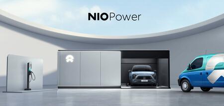 Nio Power 100696986 H