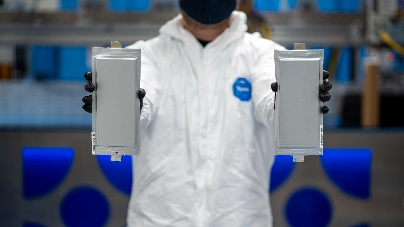 Les batteries à semi-conducteurs peuvent être optimisées pour offrir une plus grande densité d'énergie (résultant en une gamme plus élevée) ou pour être plus abordables (avec moins de batteries incluses).  Image: Ford