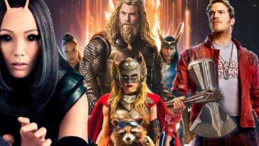Gardiens Vol. 3 Se Déroule Après Thor: L'amour Et Le