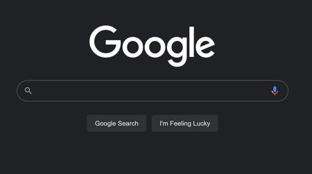 Mode sombre de Google