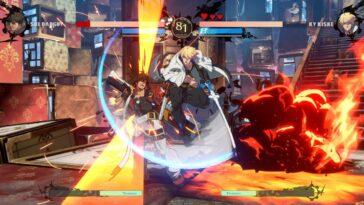 Guilty Gear Strive La deuxième bêta ouverte est maintenant disponible sur PS5, PS4
