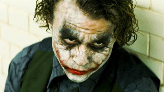 Ledger a réalisé une performance époustouflante.  Crédit: Warner Bros.