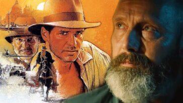 Indiana Jones 5 Script A Excité Mads Mikkelsen: C'était Tout