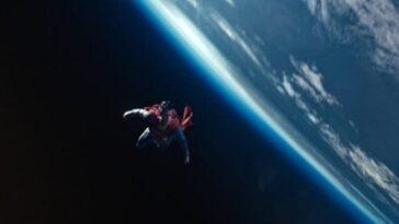 Inédit: Henry Cavill et toutes les versions de Superman au cinéma et à la télévision
