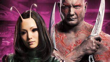 James Gunn Voulait Vraiment Un Film Drax & Mantis, Mais
