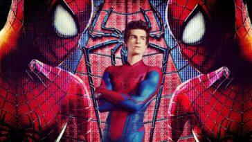 Jouer à Nouveau à Spider Man Est Quelque Chose Qu'andrew Garfield