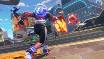 Knockout City célèbre son lancement avec un essai gratuit de 10 jours sur PS4