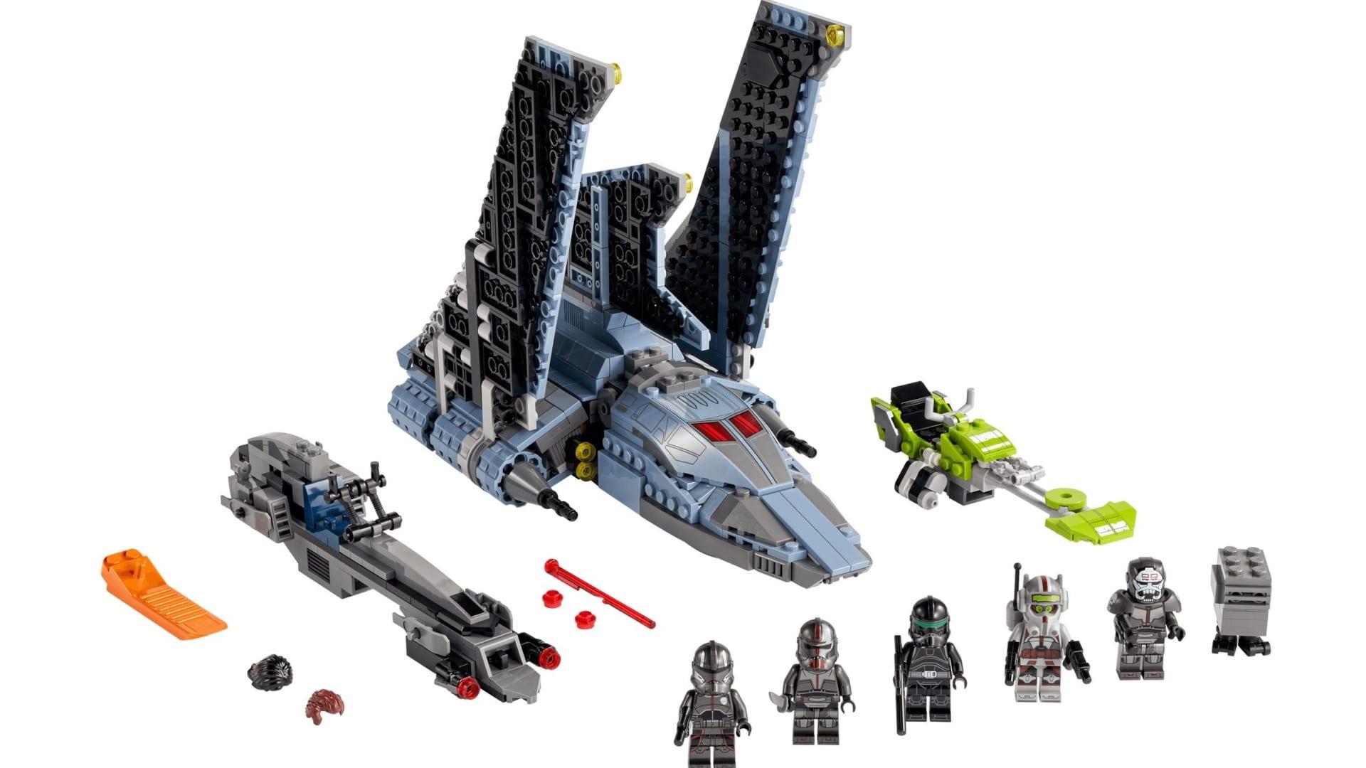 Navette d'attaque LEGO Star Wars