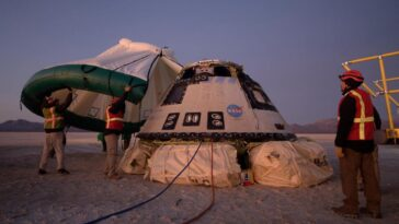 La Nasa Et Boeing Vont Effectuer Un Vol D'essai Sans