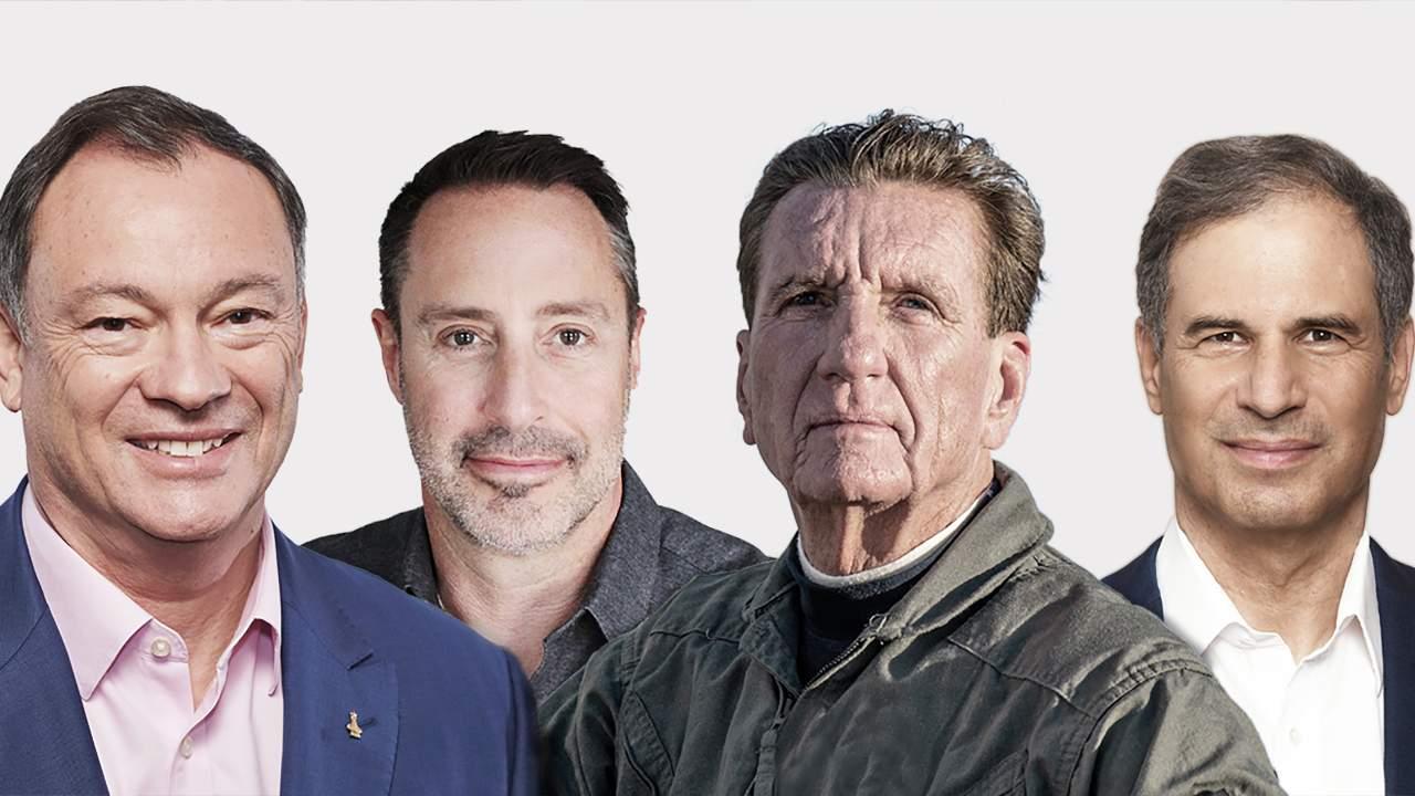 Les premiers clients d'Axiom sont Larry Connor, un entrepreneur immobilier et technologique de Dayton, Ohio, le financier canadien Mark Pathy et l'homme d'affaires israélien Eytan Stibbe, et l'ancien astronaute Michael Lopez-Alegria.  Crédit d'image: Axiom Space