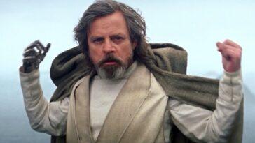 La Légende De Star Wars, Mark Hamill, Prend Un Coup
