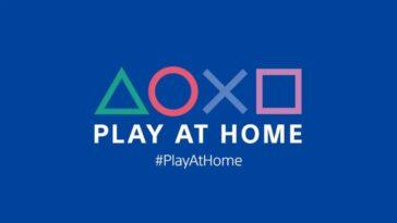La mise à jour finale Play At Home comprend du contenu gratuit pour de nombreux jeux PS4