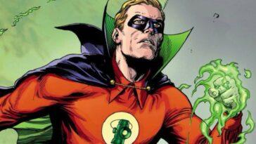 La Série Green Lantern De Hbo Max Aura Une Tête