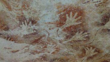 L'art Rupestre Le Plus Ancien Du Monde, Y Compris Les