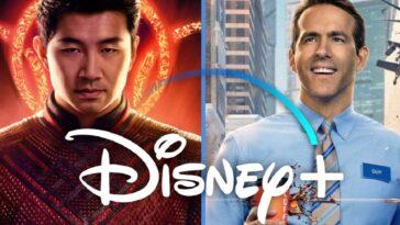 Le Shang Chi Et Free Guy De Marvel Resteront Dans Les