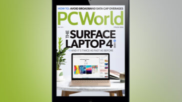 Le Magazine Numérique De Mai De Pcworld: Le Surface Laptop