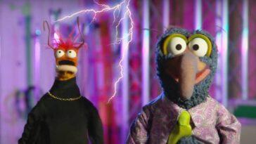 Le Teaser Du Manoir Hanté Des Muppets Annonce L'arrivée D'un