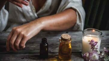 Les Arômes Nous Aident à Surmonter Les Traumatismes