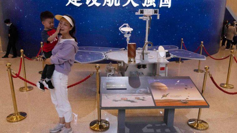 Les Plans Ambitieux De La Chine Dans L'espace Vont Au Delà