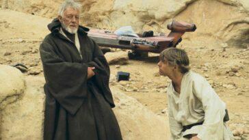 Les Premières Photos D'obi Wan Kenobi Mettent En Scène Un Retour