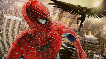 Les Tendances Annulées De Spider Man 4 De Sam Raimi Sur