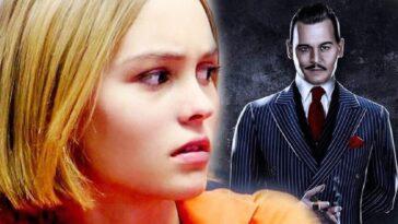 Lily Rose Depp Devrait être Le Mercredi De Tim Burton Si