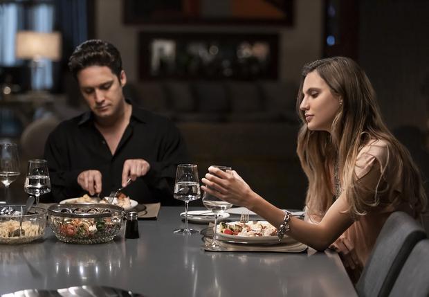 Quel autre conflit auront Luis Miguel et Michelle Salas?  (Photo: Netflix)