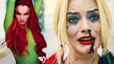 Margot Robbie A Mâché L'oreille De Dc à Propos De