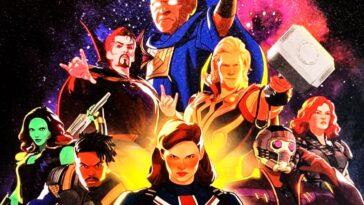 Marvel Et Si ...? Selon La Rumeur, Diffuser Sur Disney