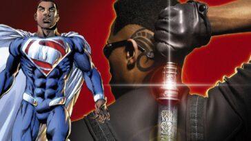 Marvel's Blade Et Le Redémarrage De Superman De Dc Sont