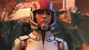 Mass Effect Le: Le Premier Patch Optimise Les Graphismes Et