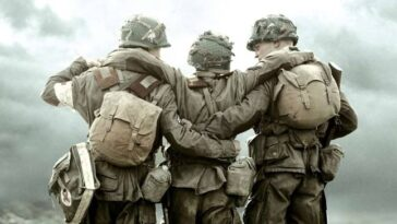 Band of Brothers Masters of the Air est officiellement en production '' Crédit: HBO