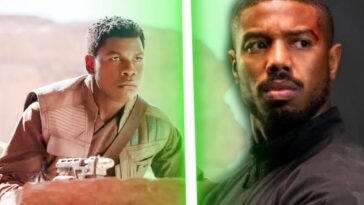 Michael B.jordan A Bombardé Son Audition Star Wars Et L'appelle