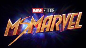 Mme Marvel Wraps Production Pour Disney +