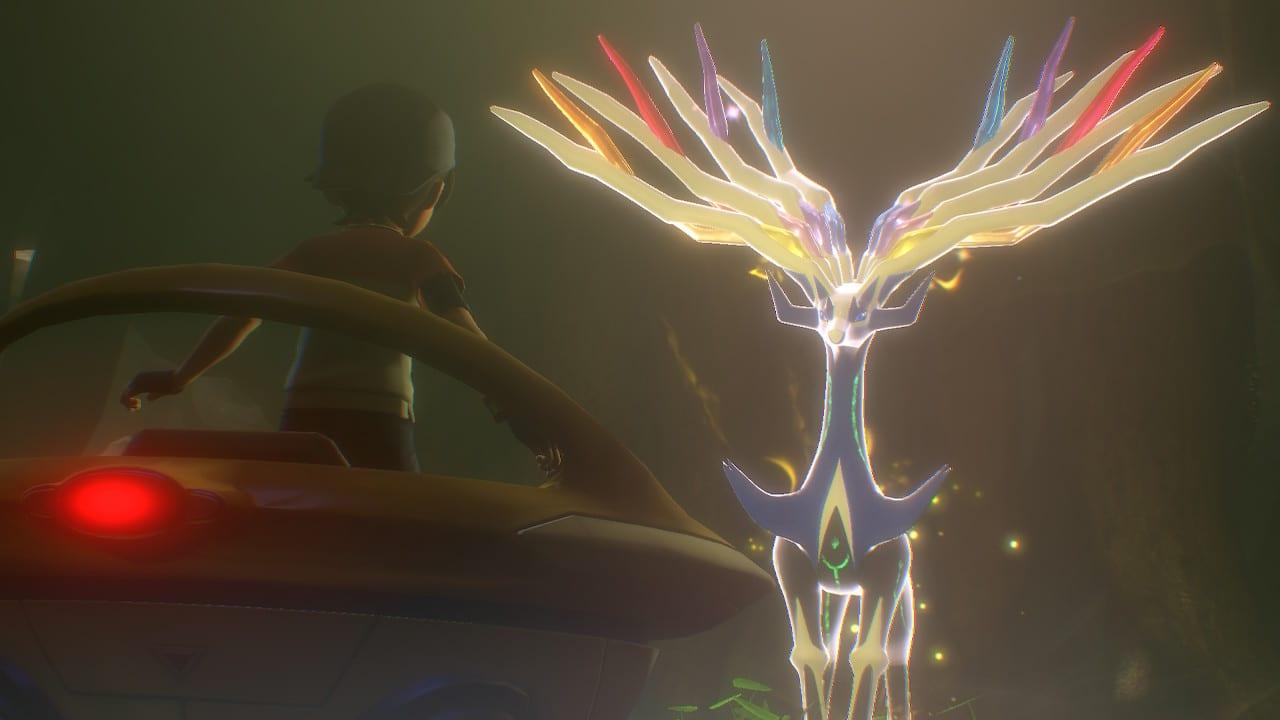 Nouveau Pokémon Snap Legendary Mysterious Pokémon Xerneas Emplacement de toutes les étoiles