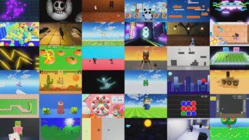 Nouveauté Nintendo: Game Builder Garage Est Il La Réponse Aux Rêves?