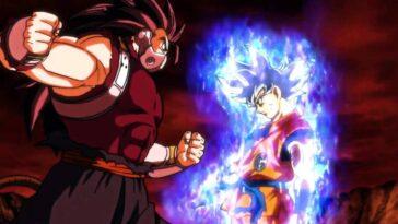 Nouvelle Forme De Super Saiyan Révélée Dans Super Dragon Ball