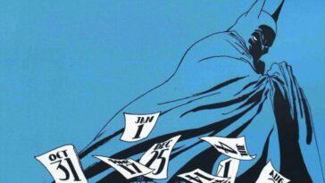 Nouvelles Images De Batman: The Long Halloween, Première Partie Publiée