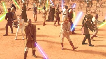 Obi Wan Kenobi Set Video Taquine D'autres Utilisateurs De La Force