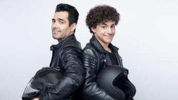 Omar Chaparro et sa famille arrivent à Disney + avec son émission de télé-réalité `` Chaparreando ''