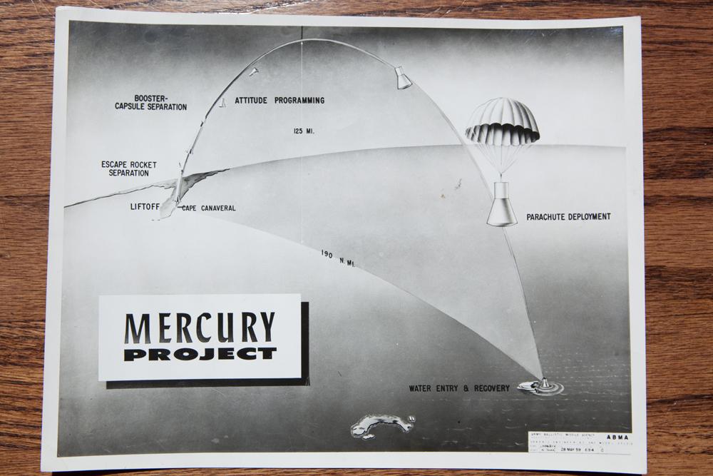 Il y a cinquante ans, le 5 mai 1961, 23 jours seulement après que Youri Gagarine de l'Union soviétique de l'époque soit devenue la première personne dans l'espace, l'astronaute de la NASA Alan Shepard a lancé à 9h34 HAE à bord de sa capsule Freedom 7 alimentée par un booster Redstone pour devenir le premier Américain dans l'espace.  Son vol historique a duré 15 minutes, 28 secondes.