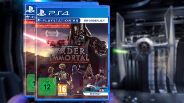 Précommandez Vader Immortal: A Star Wars Vr Series Pour Ps4