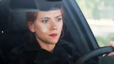 Premières Courses De Clips Black Widow Dans Les Mtv Movie