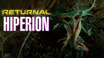 Returnal Enfrentamiento Contra Hiperion Cuarto Jefe Del Juego Playstation 5.jpg