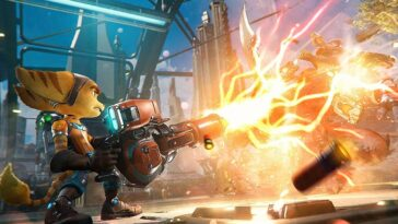 Ratchet & Clank: Rift Apart Guns And Devices Trailer Est